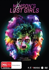 Manson's Lost Girls on DVD