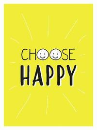 Choose Happy by Summersdale