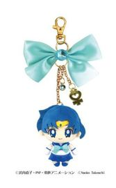 Sailor Moon Prism Bag Charm - Sailor Mercury