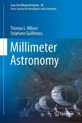 Millimeter Astronomy by Thomas L. Wilson image