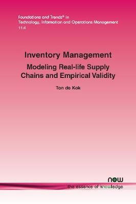 Inventory Management by Ton de Kok