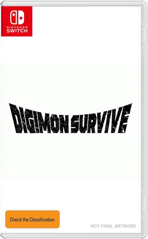 Digimon Survive for Switch