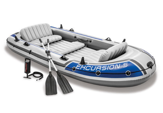 Intex: Excursion - Inflatable Boat Set (5-Seat)