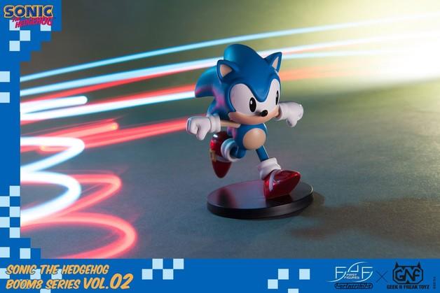 "Sonic The Hedgehog #2 - 3"" Boom8 Figure"