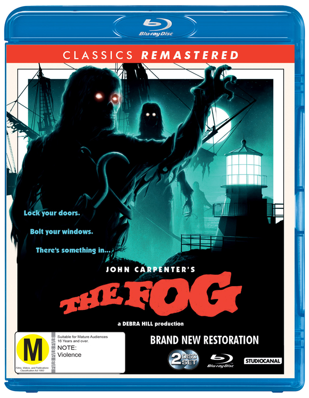 The Fog (1980) on Blu-ray