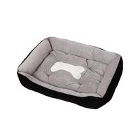 Ape Basics: Four Seasons Pet Bed - Grey (XL)