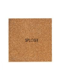 Splosh: Tranquil Blue Palm Ceramic Coaster