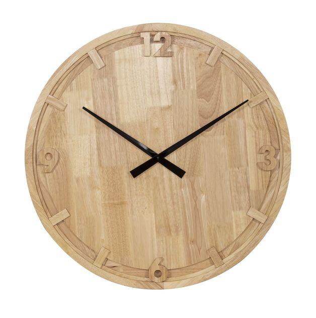 Grand Designs: Ash Wall Clock