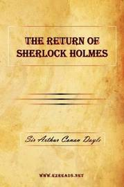The Return of Sherlock Holmes by A Conan Doyle image