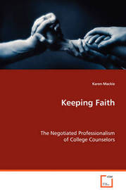 Keeping Faith by Karen Mackie image