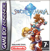 Sword of Mana for Game Boy Advance