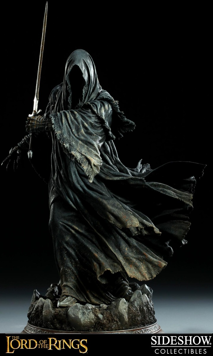 Lord of the Rings Nazgul Ringwraith Statue | at Mighty Ape