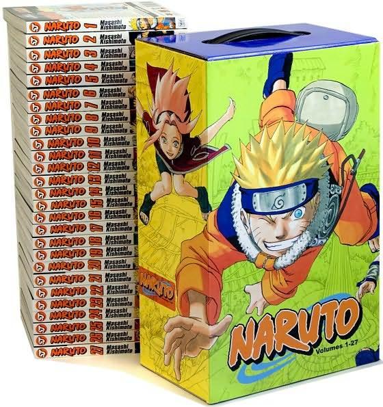 Naruto: 1 by Masashi Kishimoto