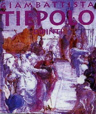 Giambattista Tiepolo Paintings by Massimo Gemin
