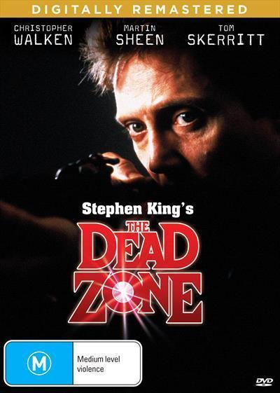 The Dead Zone on DVD image