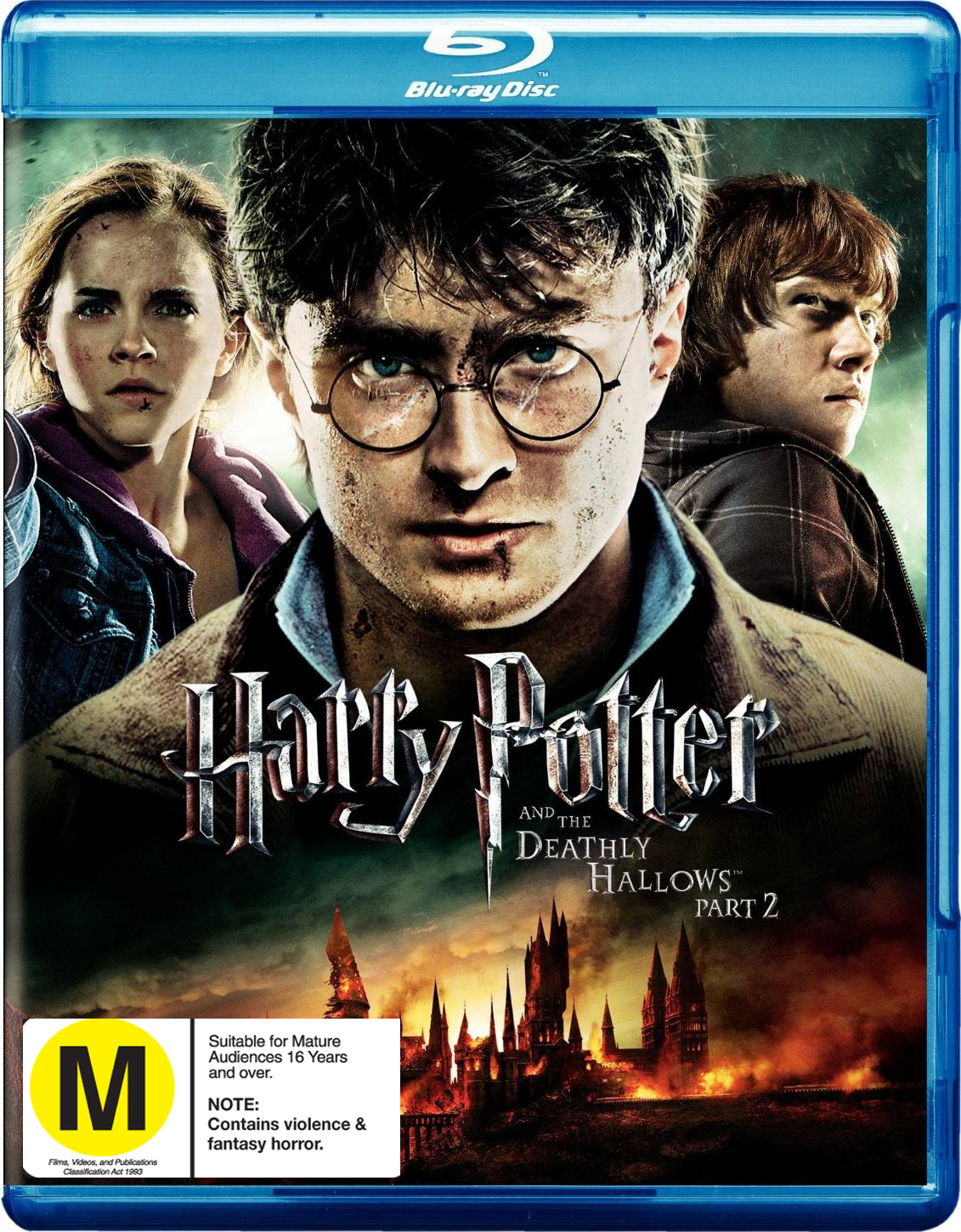 Harry Potter and the Deathly Hallows - Part 2 on Blu-ray image
