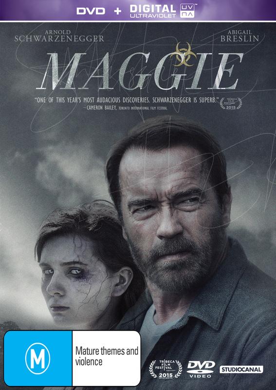 Maggie on DVD