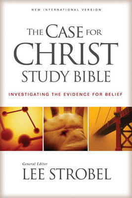 The Case for Christ Study Bible: Investigating the Evidence for Belief image