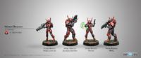 Infinity: Nomads - Mobile Brigada Unit