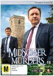 Midsomer Murders - Complete Season 15 on DVD