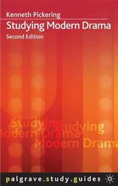 Studying Modern Drama by Kenneth Pickering image