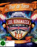 Joe Bonamassa Tour De Force: Live In London - Hammersmith Apollo - Rock N Roll Night DVD