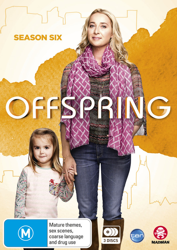 Offspring - Season Six on DVD
