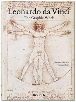 Leonardo da Vinci. The Complete Drawings by Frank Zollner