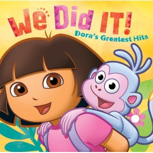 We Did It! Dora's Greatest Hits by Dora The Explorer image