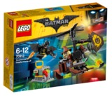 LEGO Batman Movie - Scarecrow Fearful Face-off (70913)