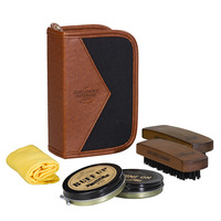 Gentlemen's Hardware Charcoal Shoe Shine Kit