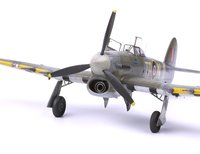 1/48 Limited Edition Kit of Hawker Typhoon Mk.Ib - Model Kit image