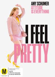 I Feel Pretty on DVD
