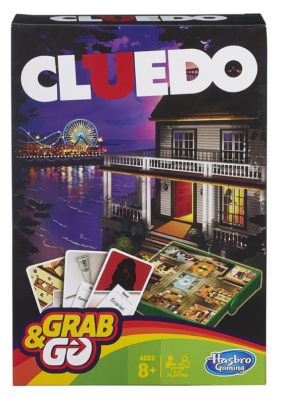 Cluedo - Grab & Go Edition