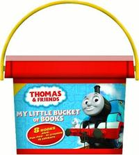 Thomas & Friends My Little Bucket Books
