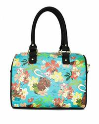 Loungefly: Moana - Floral Tote Bag image