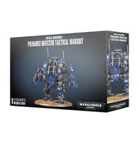 Warhammer 40,000: Space Marines Primaris Invictor Tactical Warsuit image