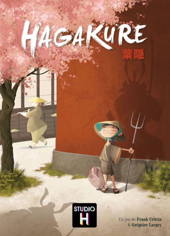 Hagakure - Card Game