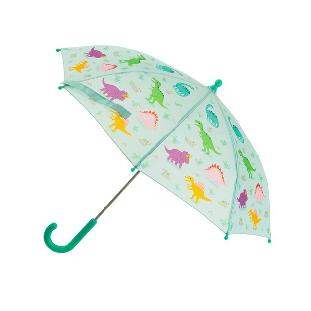 Sass & Belle: Kids Umbrella - Roarsome Dinosaurs