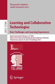 Learning and Collaboration Technologies: New Challenges and Learning Experiences