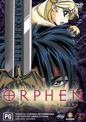 Orphen - Vol. 2: Supernatural Powers on DVD