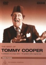 The Best Of Tommy Cooper on DVD