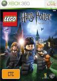 LEGO Harry Potter: Years 1-4 for Xbox 360