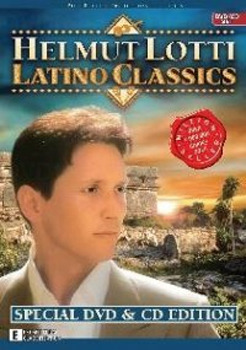 Helmut Lotti - Latino Classics (DVD & CD Set) on DVD