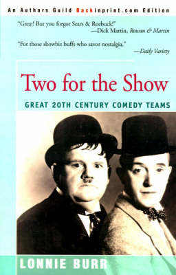Two for the Show by Lonnie Burr