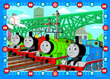 Thomas & Friends 35 Piece Frame Tray Puzzle - It's All About Teamwork