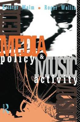 Media Policy and Music Activity by Krister Malm image