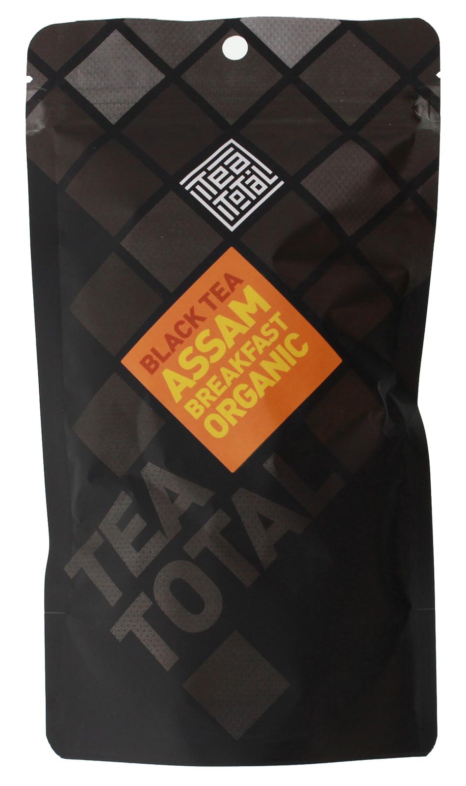 Tea Total - Assam Organic Breakfast Tea (100g Bag) image