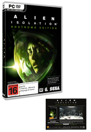Alien: Isolation Nostromo Edition for PC
