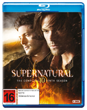 Supernatural - The Complete Tenth Season on Blu-ray